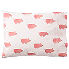 Wild Excursion Pig Pillowcase