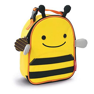 Feeding Time Lunch Bag (Bee)