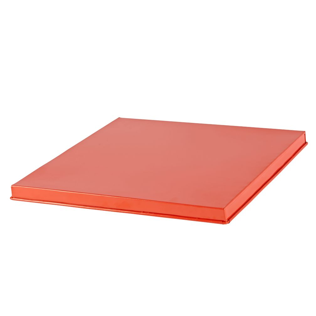Stack Up Metal Lid (Orange)