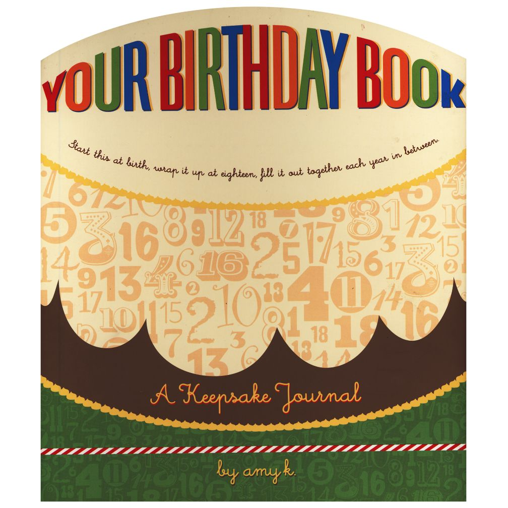 Your Birthday Book The Land Of Nod