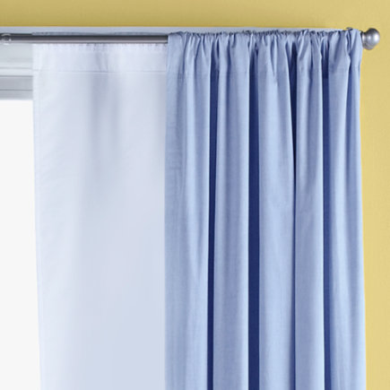 Kids Curtains: Childrens Blackout Window Liners - 60 Blackout Liner(Sold Individually)