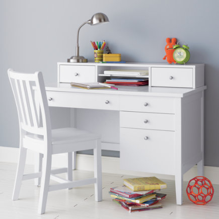 kids dressers kids white blake desk hutch white blake desk