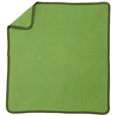 Gotcha Covered Organic Blanket (Green)