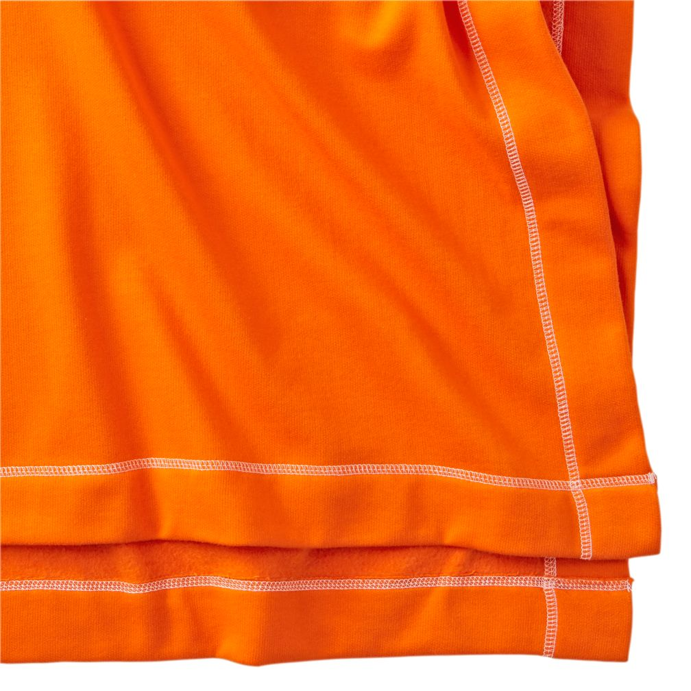 Standard Issue Orange Sweatshirt Blanket