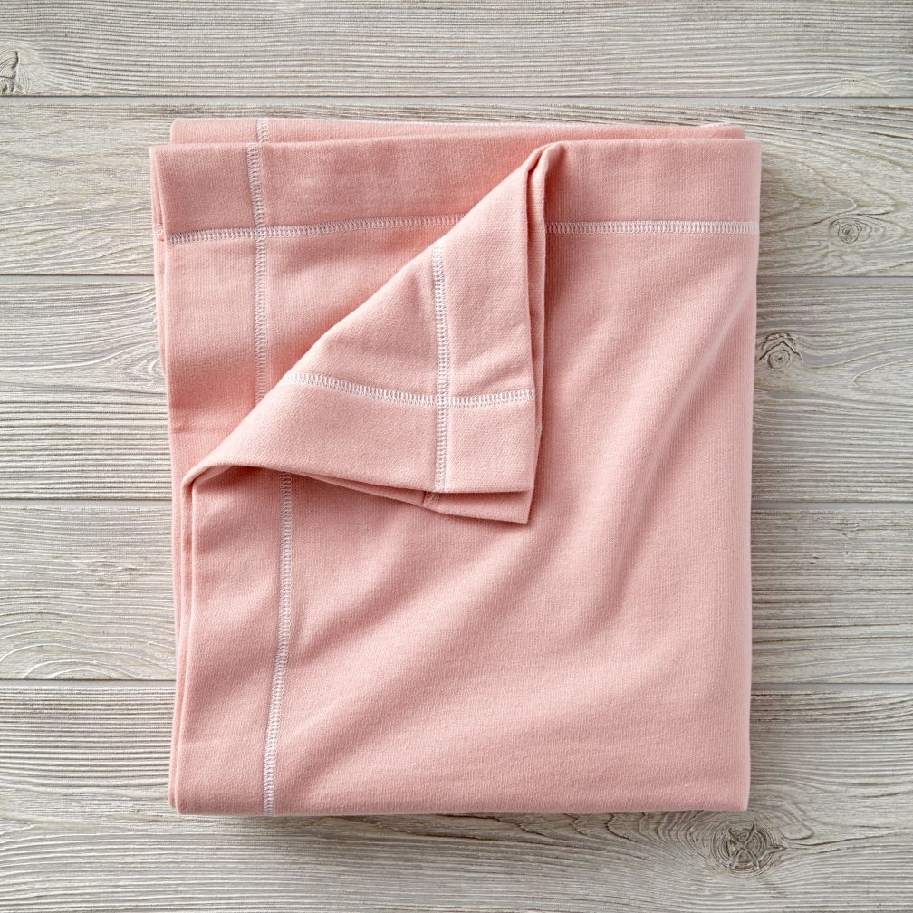 Standard Issue Pink Sweatshirt Blanket