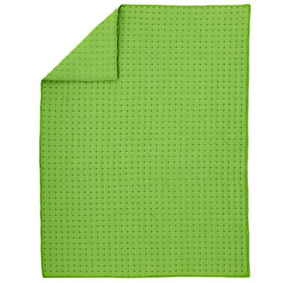 Twin Green Voile Quilt