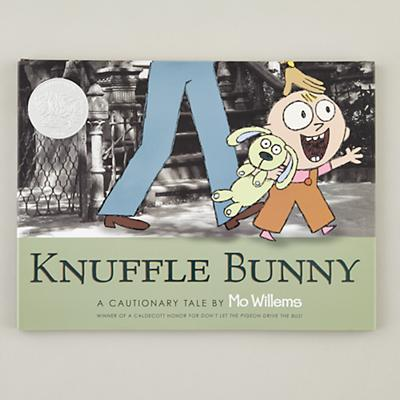Kuffle Bunny by Mo Willems