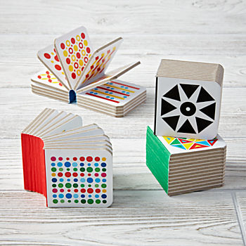 Baby's First Book Blocks (Set of of 4)