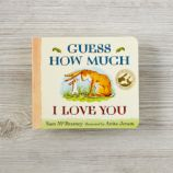 Guess How Much I Love You (Board Book)