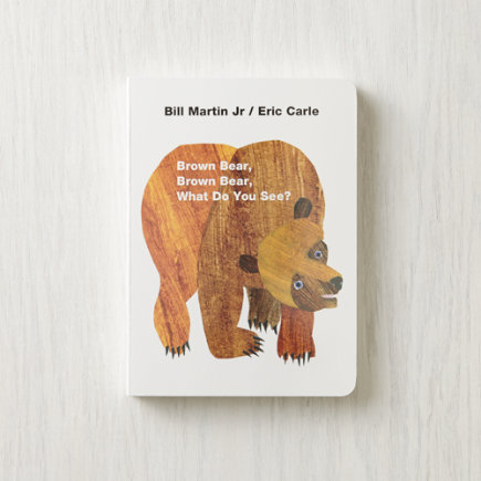 Kids Books: Brown Bear, Brown Bear, What Do You See? by Bill Martin, Jr. - Brown Bear, Brown Bear, What Do You See?