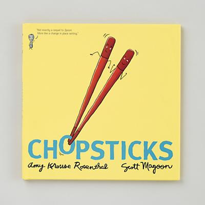 Chopsticks by Amy Krouse Rosenthal