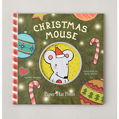 Christmas Mouse Personalized Book
