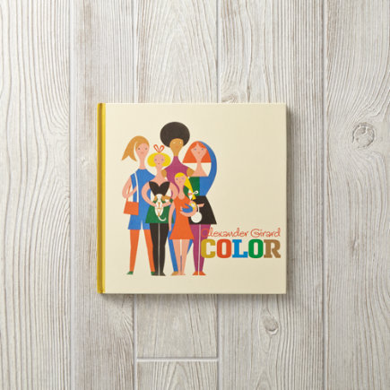 Alexander Girard Color Childrens Book - Alexander Girard Color