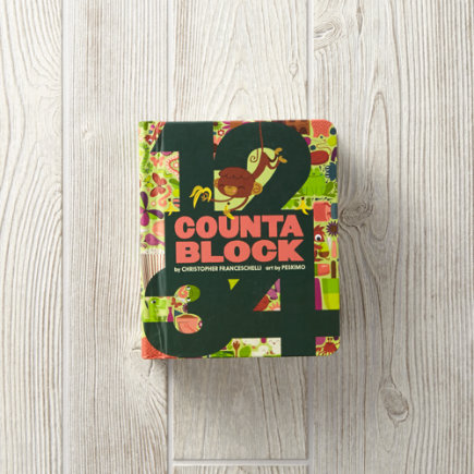 Countablock Childrens Book - Countablock