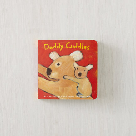 Daddy Cuddles Board Book