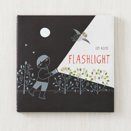 Flashlight Childrens Book - Flashlight by Lizi Boyd