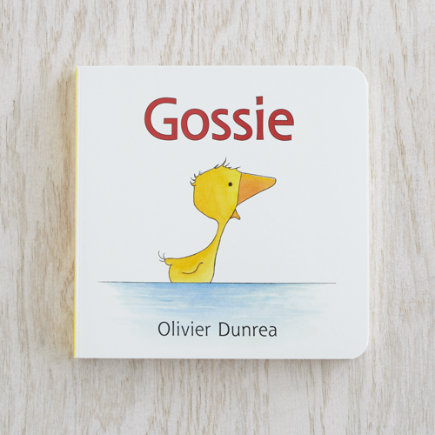 Childrens Book Gossie - Gossie Board Book