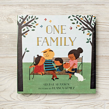 One Family Childrens Book - One Family