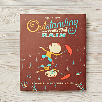 Outstanding In The Rain Childrens Book - Outstanding in the Rain