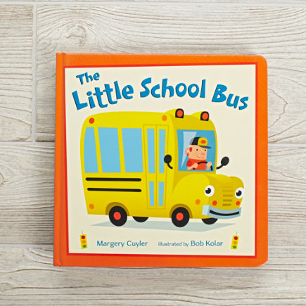 The Little School Bus Childrens Book - The Little School Bus