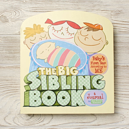 The Big Sibling Board Book - The Big Sibling Book