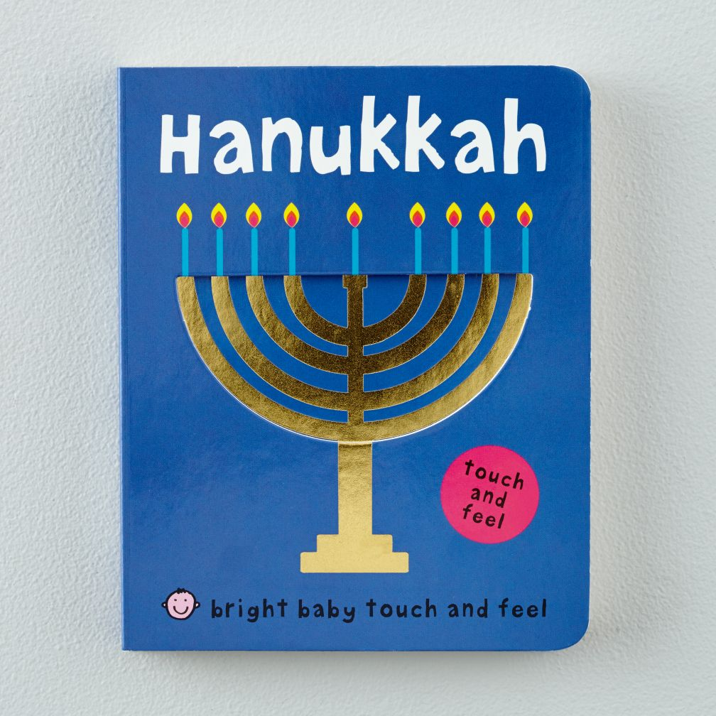Hanukkah Board Book