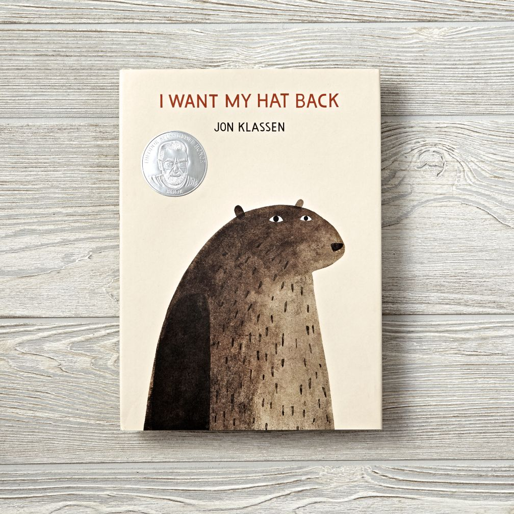 i want my hat back pdf