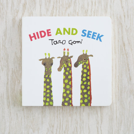 Childrens Book Hide and Seek - Hide and Seek Board Book