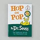 Hop on Pop Hardcover Book