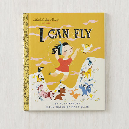 I Can Fly Childrens Book - I Can Fly by Ruth Krauss