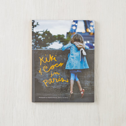 Kids Books: Kiki & Coco in Paris by Nina Gruener - Kiki & Coco in Paris by Nina Gruener