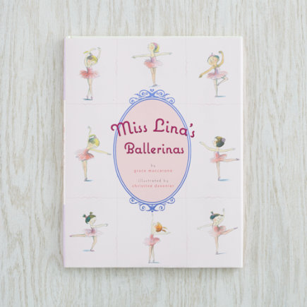 Childrens Book Miss Linas Ballerinas - Miss Linas Ballerinas Book