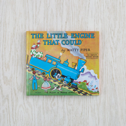 Childrens Book The Little Engine That Could - The Little Engine That Could Book