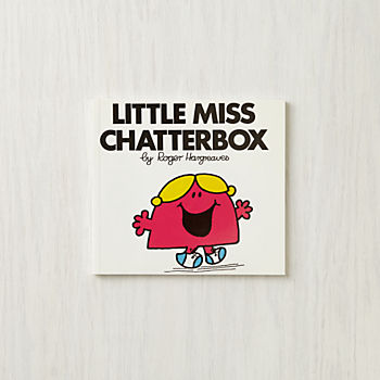 Little Miss Chatterbox by Roger Hargreaves