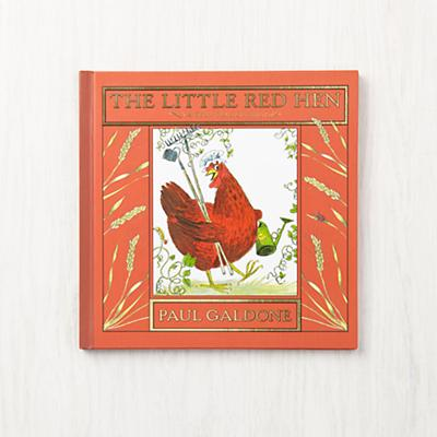 The Little Red Hen by Paul Galdone