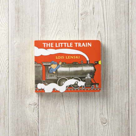 The Little Train Childrens Book - The Little Train