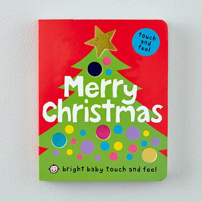Merry Christmas Board Book