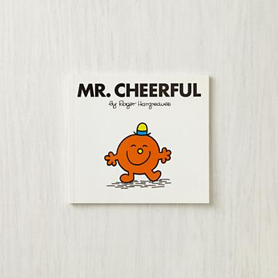 Mr. Cheerful by Roger Hargreaves