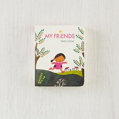 My Friends by Taro Gomi