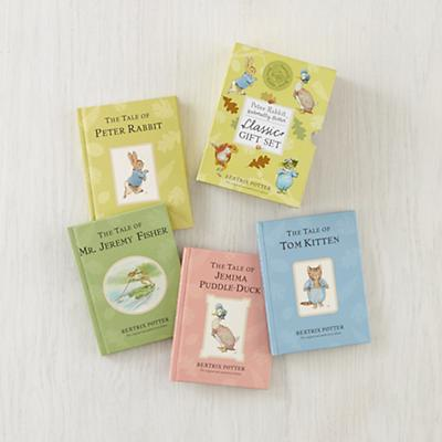 Peter Rabbit Naturally Better Gift Set
