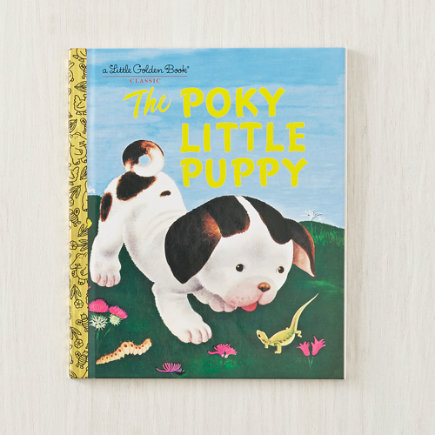The Poky Little Puppy - The Poky Little Puppy by Janette Sebring Lowrey
