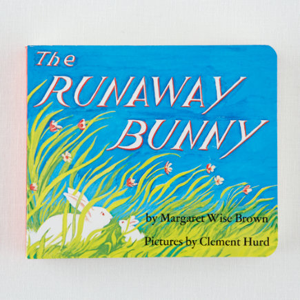 Kids Books: The Runaway Bunny by Margaret Wise Brown - Runaway Bunny Board Book