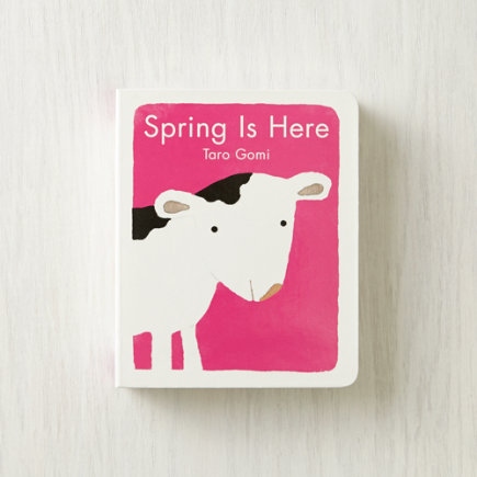 Spring Is Here Board Book - Spring is Here Board Book