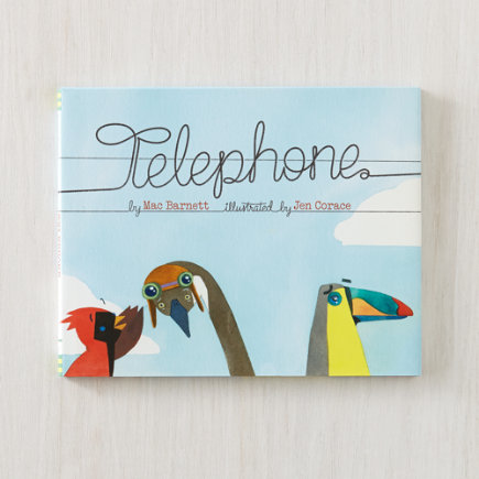 Telephone Childrens Book - Telephone by Mac Barnett