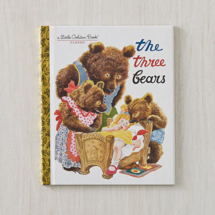 The Three Bears Childrens Book - The Three Bears by Feodor Rojankovsky