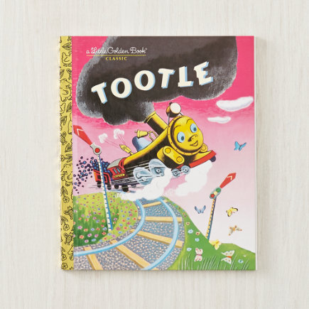 Tootle Childrens Book - Tootle by Gertrude Crampton