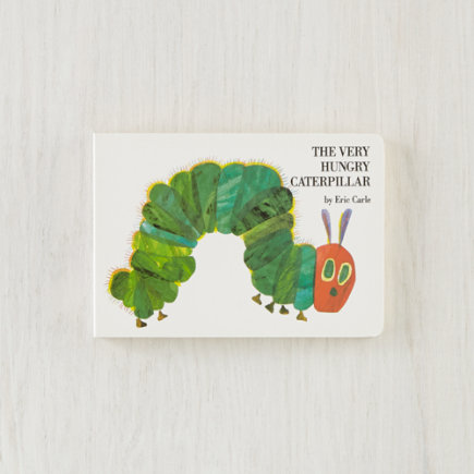 Kids Books: The Very Hungry Caterpillar Book - The Very Hungry Caterpillar Board Book by Eric Carle
