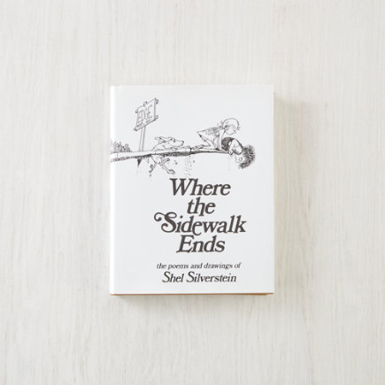 Kids Books: Where the Sidewalk Ends by Shel Silverstein - Where the Sidewalk Ends by Shel Sivlerstein
