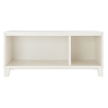 District Storage 2-Cube Frame (White)