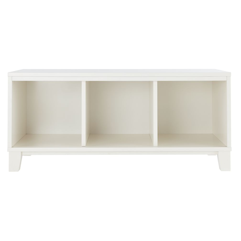 District 3-Cube Storage Frame (White)